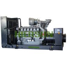 AC de tres fases Generador de reserva diesel con cummins Perkins Volve MTU