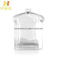 Nouvelle bouteille de parfum en verre de conception avec 30ml