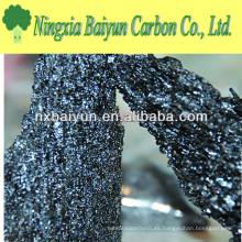 Polvo de carburo de silicio negro de malla 80 para pulir