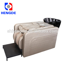 Economical synthetic leather shampoo massage chair hairdressing