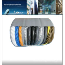 elevator cable, elevator travel cable
