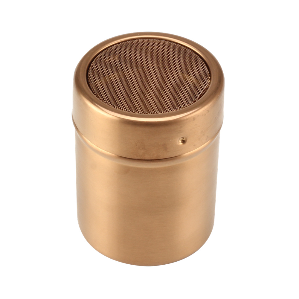 Gold Salt Pepper Shaker