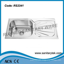 Stainless Steel Kitchen Sink (RS2341)