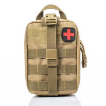 Nylon Tactical Medical Molle Pouch for First Aid Kit,Emergency Survival Pouch Molle Bag First Aid Pouch