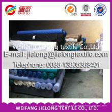 Tela de la acción del taladro del spandex del algodón de la promoción de los ventiladores para la ropa en weifang