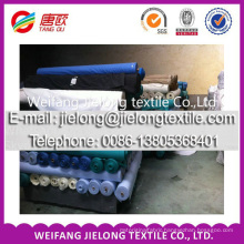 Fans Promotion cotton spandex drill stock fabric for garment in weifang