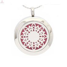 Cheap essential oil pendant necklace,aroma pendants jewelry