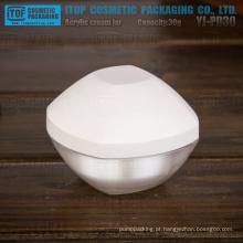 YJ-PD30 30g novidade clássica alta qualidade 1oz pérola branco acrílico jar