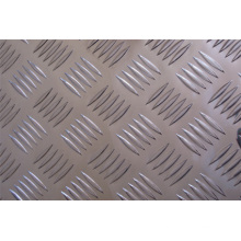 Placa de Cheker de Aluminio
