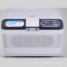 Кв-15л(102) 12В/220В автомобильный холодильник кулер мини портативный дома и автомобиля двойного применения (сертификат CE)