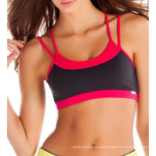 Custom Sublimation Sports Bra, Running Bra, Gym Yoga Bra