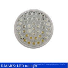 Feux arrière de la queue de la remorque LED