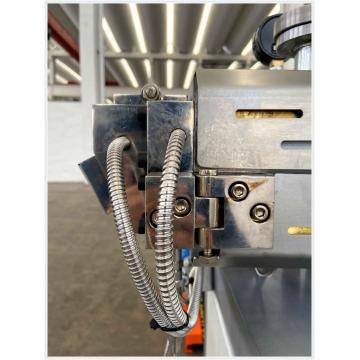 Máquina de soplado de película de PE Máquina extrusora de película de laboratorio Máquina de película de techo elástico de PVC