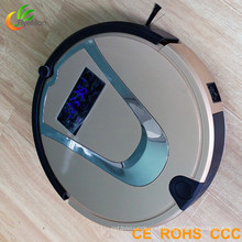 2015 Smart Self Charging Mini Robot Vacuum Cleaner