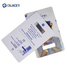 Custom Logo Printing RFID Access Control Card / Color Hotel Key Card