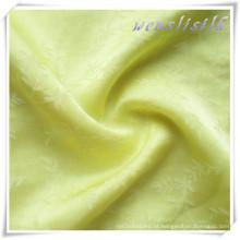 Tecido de mistura de algodão de seda Jacquard de mesa