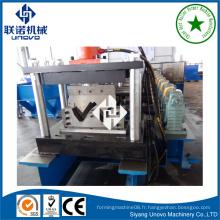 Machine de fabrication de rouleaux pour la machine de traction