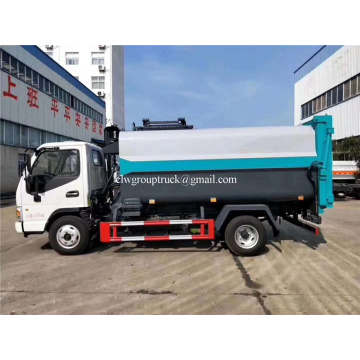 JAC 4x2 Compression Refuse Collect Truck