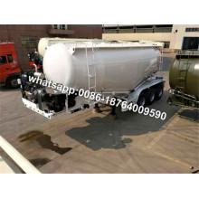 Прицеп-цистерна для сухих цементовозов 80 тонн 45 куб.