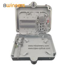 Клеммная коробка доступа волокна Splitter PLC 1X16 для FTTH