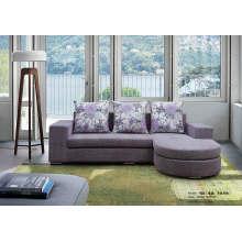 Sofá da tela de Design simples, móveis de sala de visitas (166)