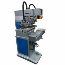 Impresora independiente del cojín del color de la bandeja 4 de la tinta del cojín Fabricante