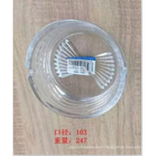 Glass Ashtray with Good Price Kb-Hn07675