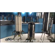 Filtering Systems For Chemical/Pharmaceutical Industries