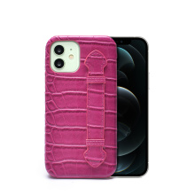 Fashion  leather phone case for iPhone 12