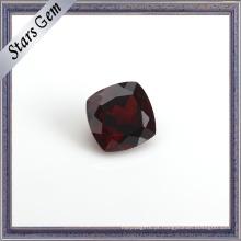 Melhor qualidade de gema semi preciosa Natural vermelho escuro