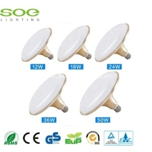 12W UFO LED Bulbs