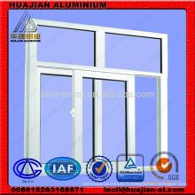 Profils d'extrusion d'aluminium pour portes coulissantes et portes