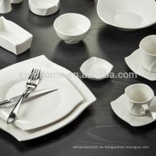 Platos AB grado / China cerámica fabrica / platos de cena de porcelana de estilo chino