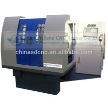 6075 cnc máquina de grabado de metal para la fabricación de moldes, letras grabado, cnc educación escuela