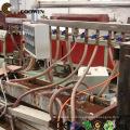 WPC Decking Making Machine \ WPC Decking Extruction Line