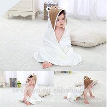 Visage de vache de haute qualité 100% bambou Boys & Girls bébé bambou serviette premium bébé serviette de bain