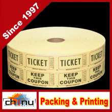 Raffle Tickets Gelb 2000 Per Roll 5050 Fun Fair (420080)
