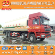 SHACMAN F3000 8x4 40M3 powder transport vehicle 340hp Weichai power excellent quality hot sale first-rate