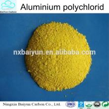 cloruro de polialuminio pac para la industria de tratamiento de agua