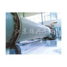 Secador de tambor rotatorio de modelo Hzg para diversas industrias