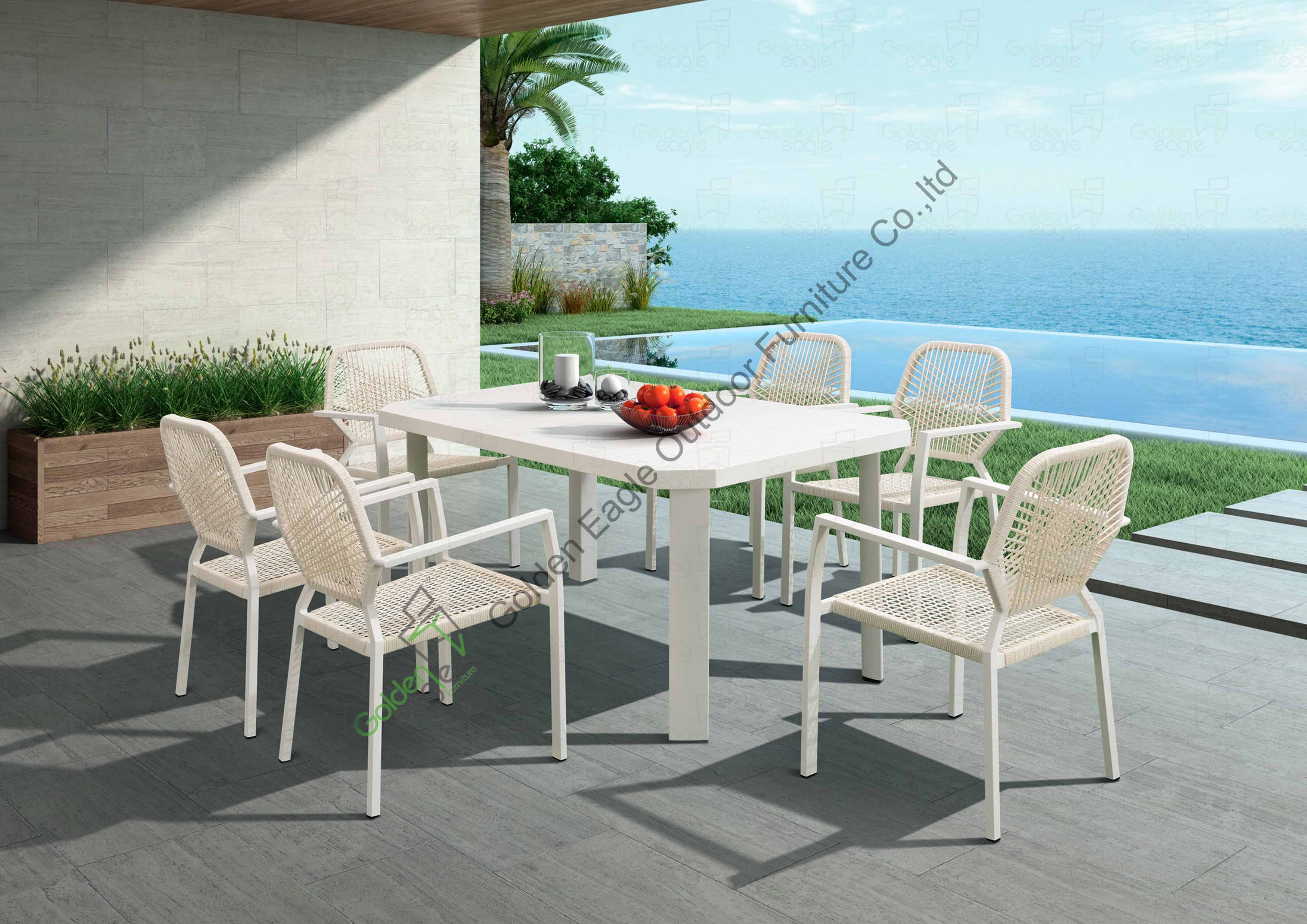 outdoor furniture dining set