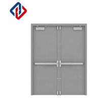 Made In China High Quality 1.5mm Thickness cold rolled galvanised fireproof steel swing doors