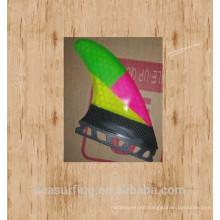2016 triple color with half carbon future base G5 &AM2 fins for surf