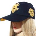 European Popular 3D Embroidery Baseball Cap Cap