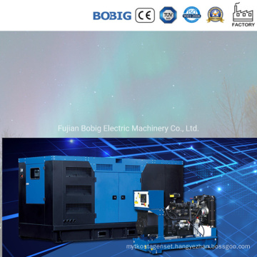Soundproof Silent Enclosed Electircal Generator with China Nangtong Engine