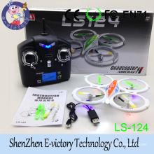 Pocket RC Quadcopter 2.4GHz 6-Axis Micro Quadcopter
