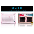 YY Lashes Extension de cils Ventilateurs de volume premade