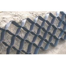Geocell de alta resistencia para la protección de la base de suelos blandos