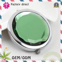 Miroir de maquillage pliable miroir cosmétique de poche pour cadeaux