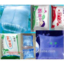 Acier inoxydable jus de lait eau-poche-emballage-machine-prix HP1000L-III